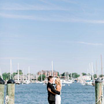 annapolis waterfront hotel wedding