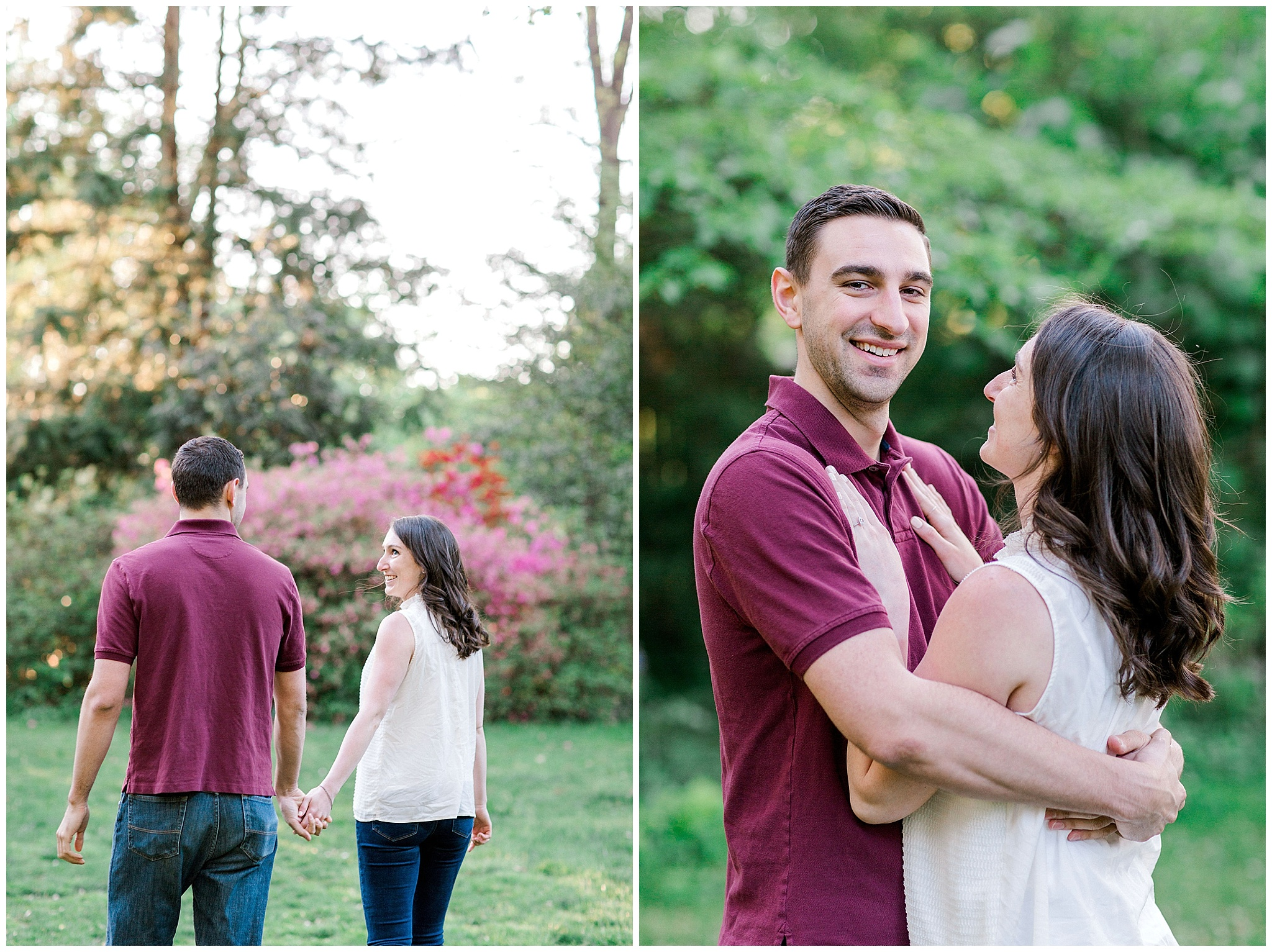 bethesda wedding photographer, maryland wedding photographer, arlington va wedding photographer, dc wedding photographer, garden engagement photos