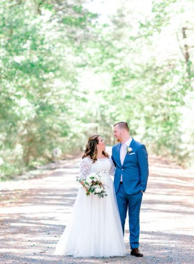 C & M | Swan Cove Manor Wedding