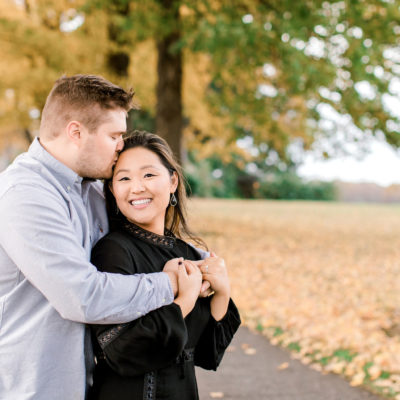 Engagement: Sophia & Richie (Annapolis, MD)