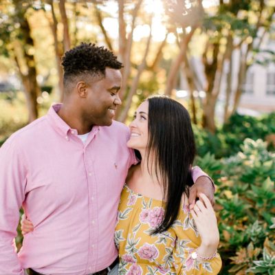 Engagement: Cara & Carrington (Annapolis, MD)