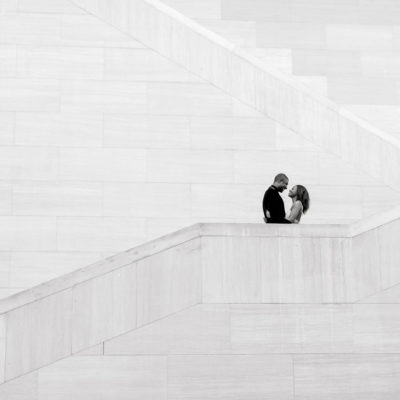 Engagement: Zoe & Aluin (Washington, DC)