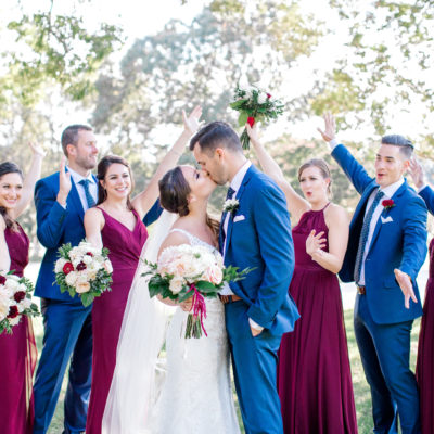 Katie & Colin (Woodlawn & Pope-Leighey House)