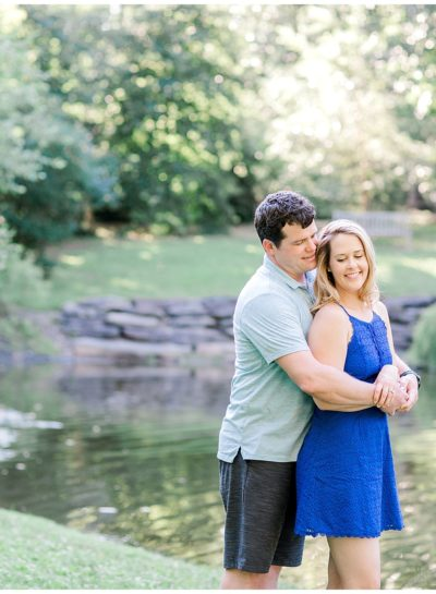 A & S | Arlington Engagement Photographer