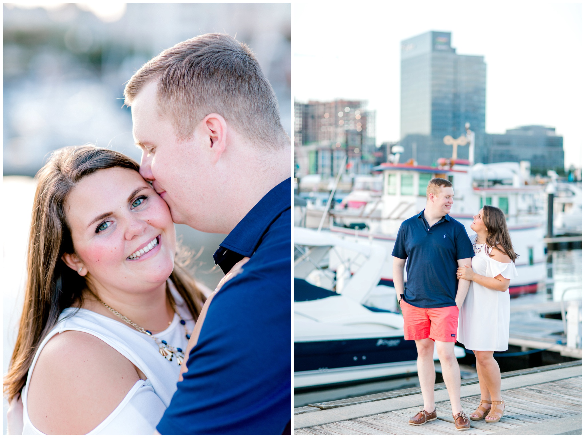 Baltimore Harbor Engagement, baltimore engagement, baltimore harbor, baltimore wedding photographer, maryland wedding photographer, dc wedding photographer, baltimore engagement photographer