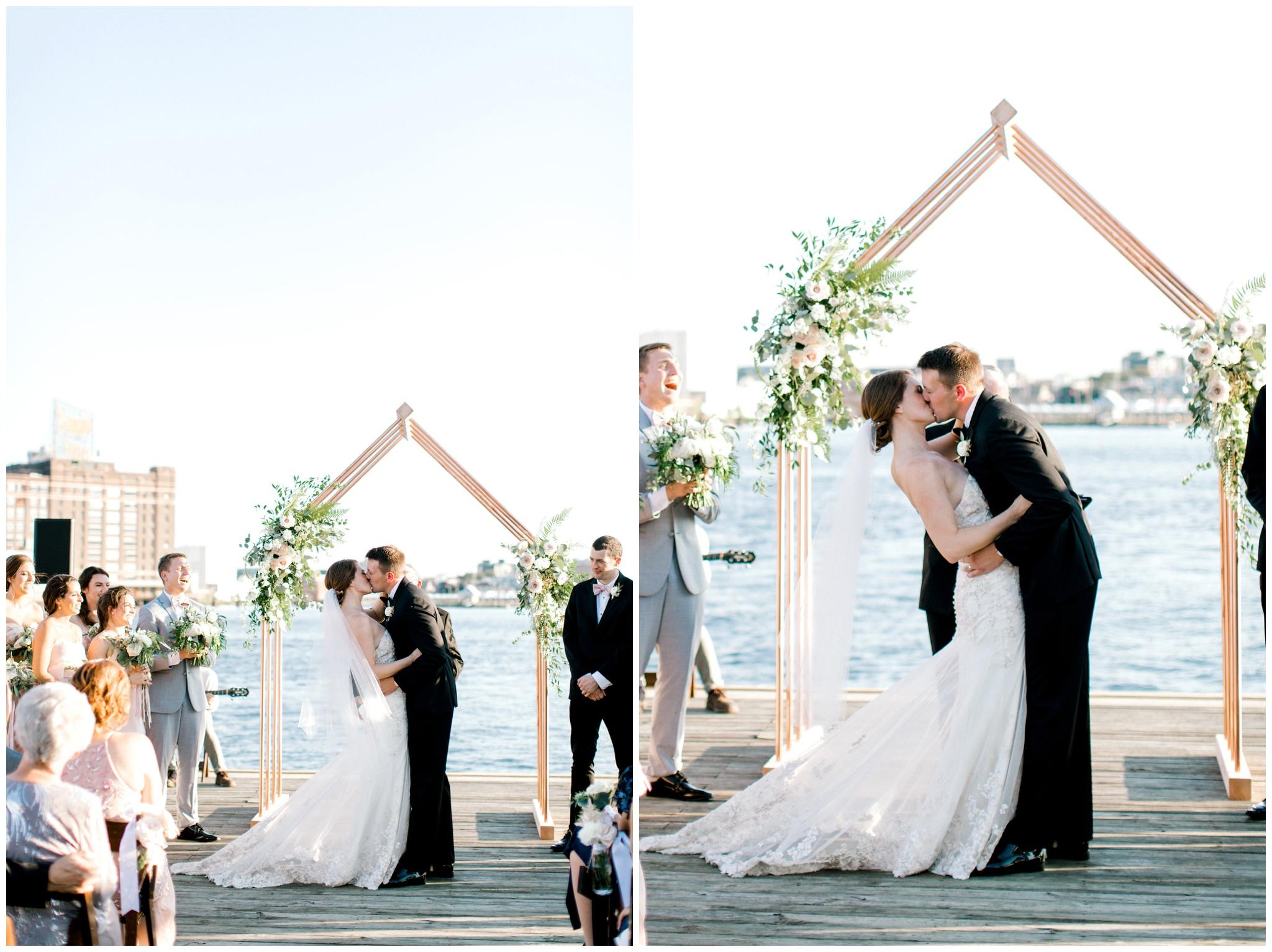 Frederick Douglass-Issac Myers Maritime Park Wedding