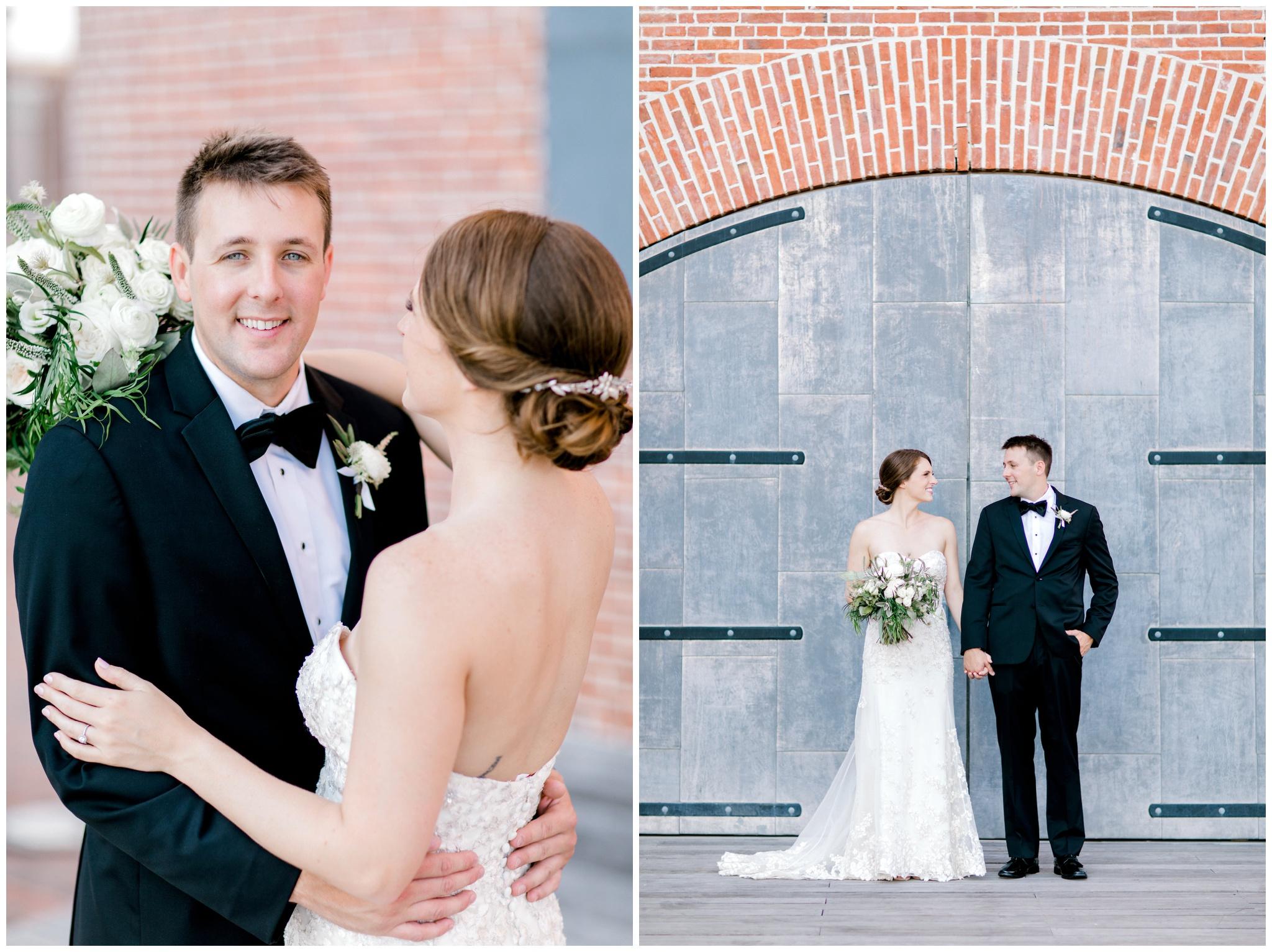Baltimore Inner Harbor Wedding