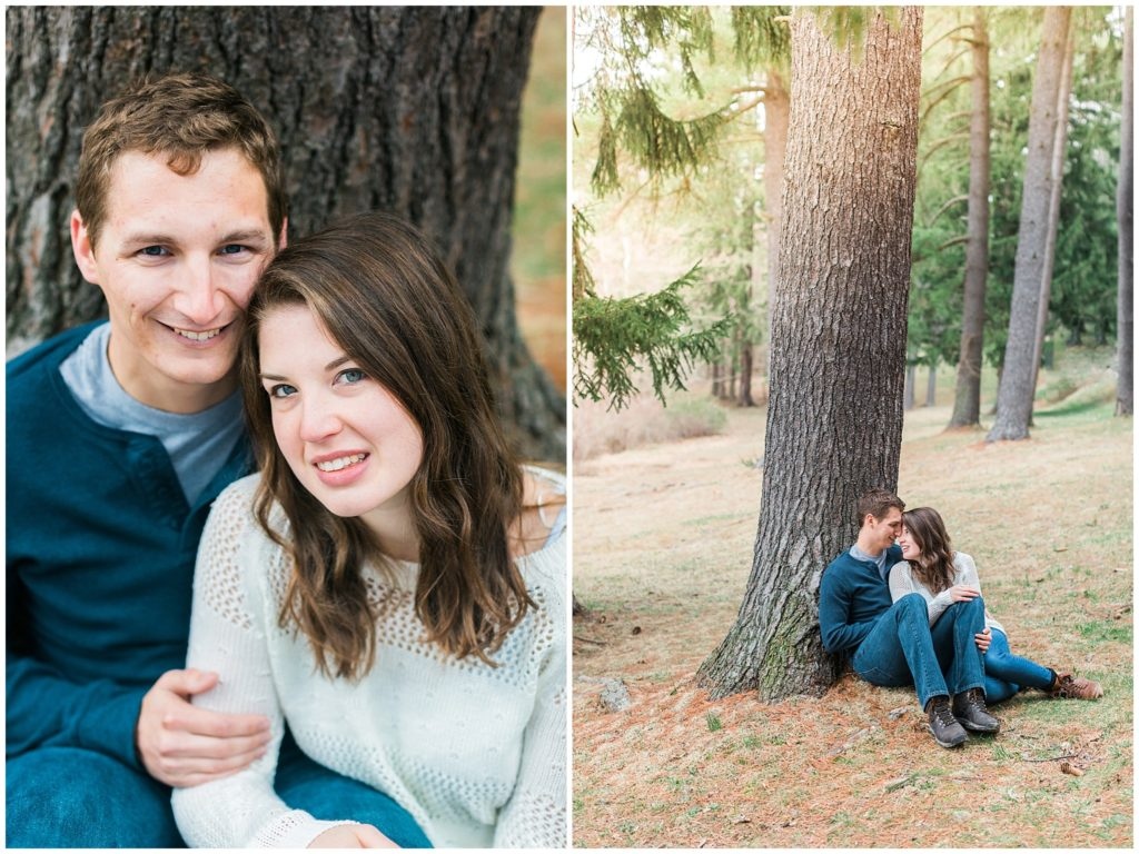 Maryland Engagement Session Photography