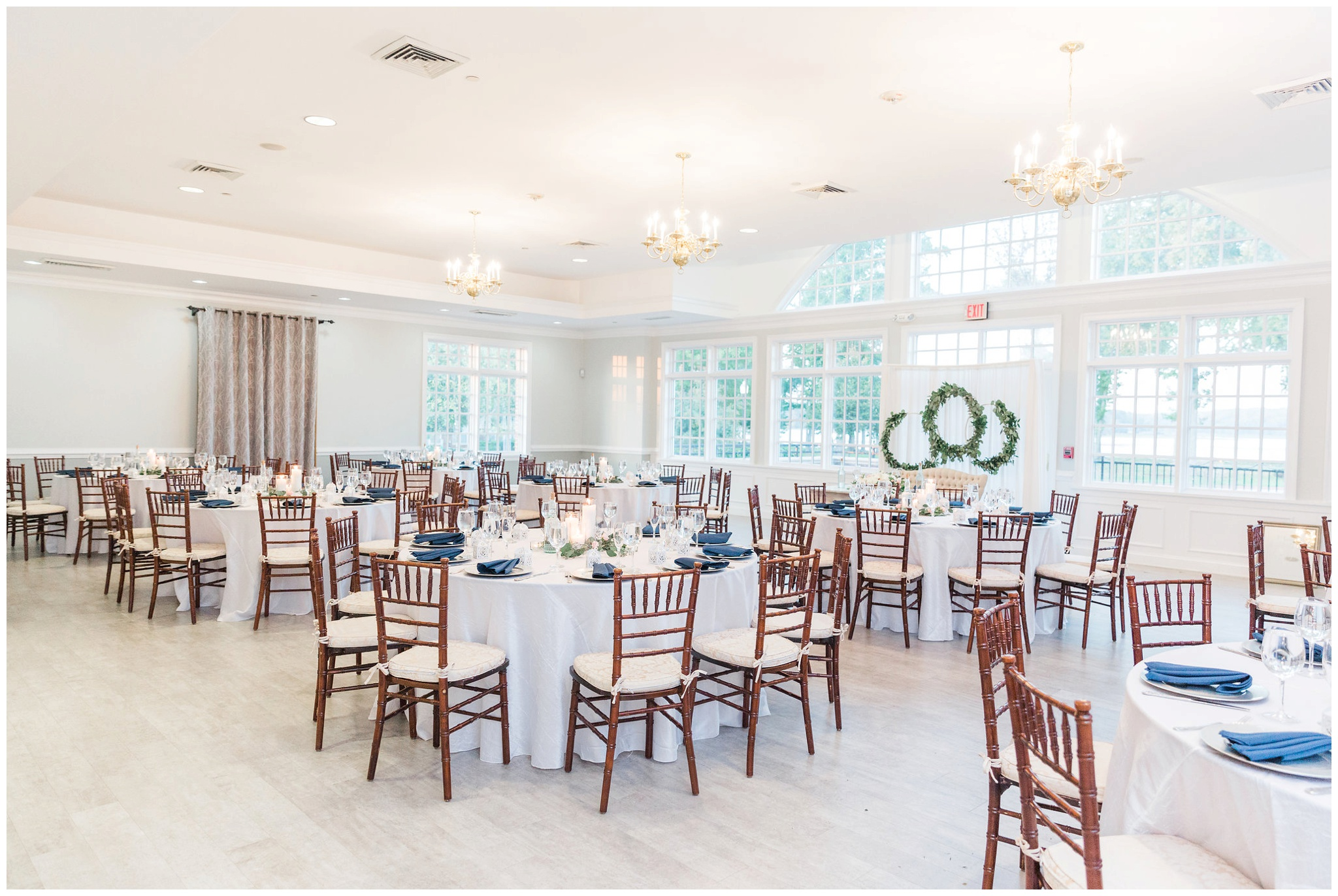 Best Wedding Venues in Northern Virginia, The Osprey's at Belmont Bay Wedding