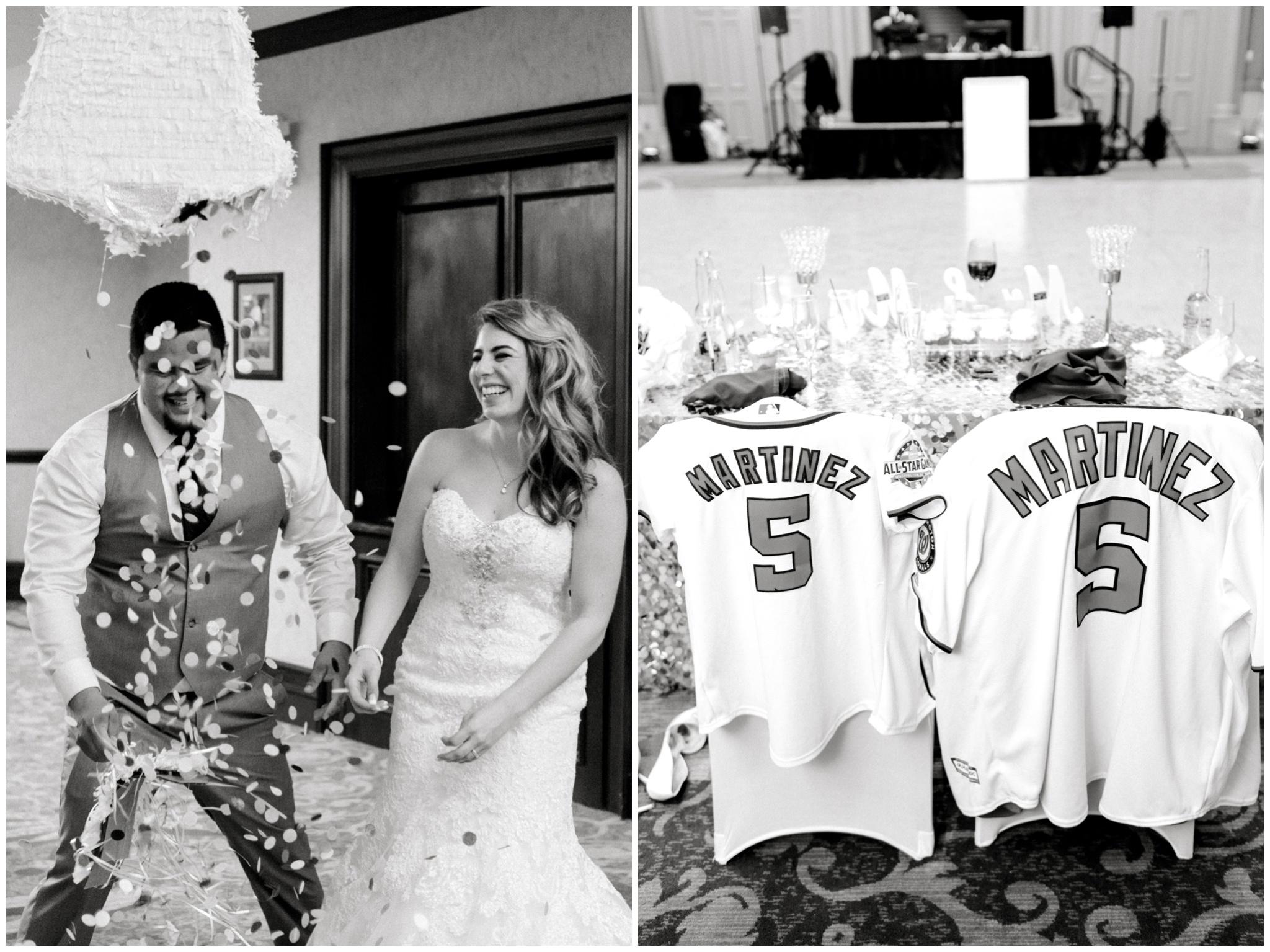 washington nationals wedding