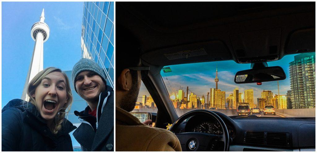 Travel Photography Toronto Canada