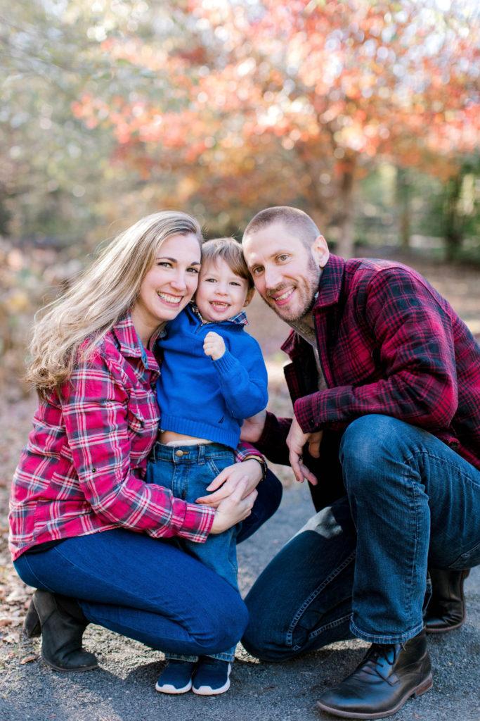 Arlington Fall Family Portraits