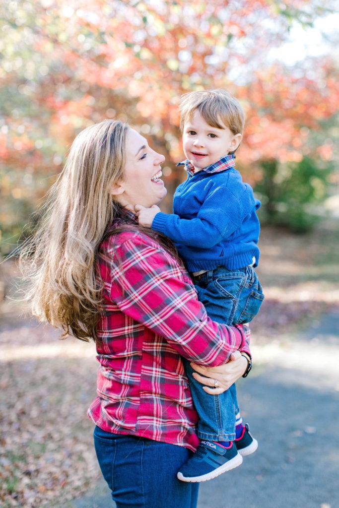 Arlington Fall Family Session
