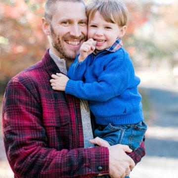 Arlington Fall Family Photographer