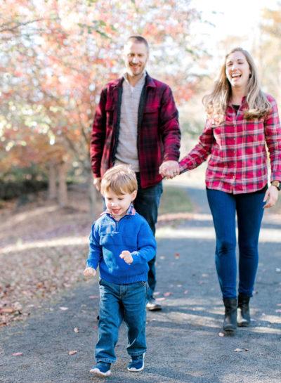 Arlington Fall Family Photos