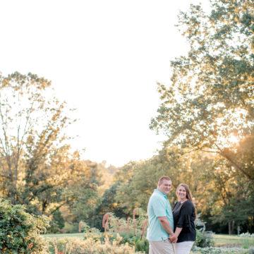 Golden Hour Photos at Meadowlark Botanical Gardens