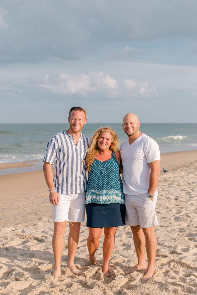 Bethany Beach Family Portraits