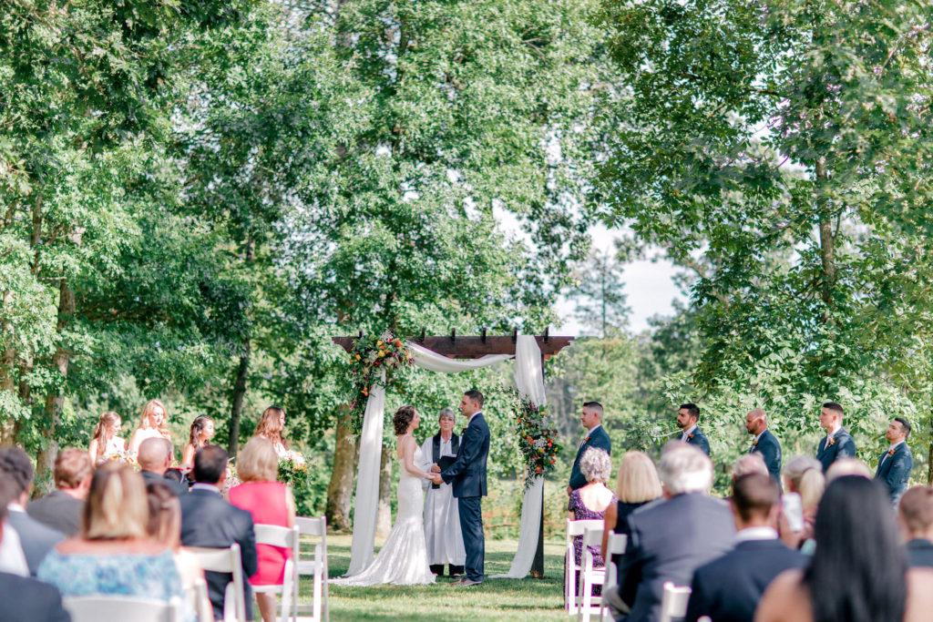 Harvest House Wedding, Harvest House at Lost Creek Winery, Best Wedding Venues in Northern Virginia