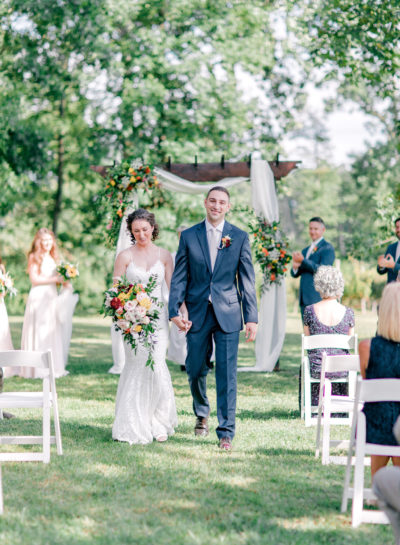 Harvest House at Lost Creek Winery Wedding | Sam & Mitchell