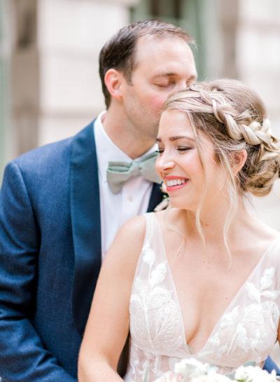 Anderson House Wedding in Washington DC | B&B