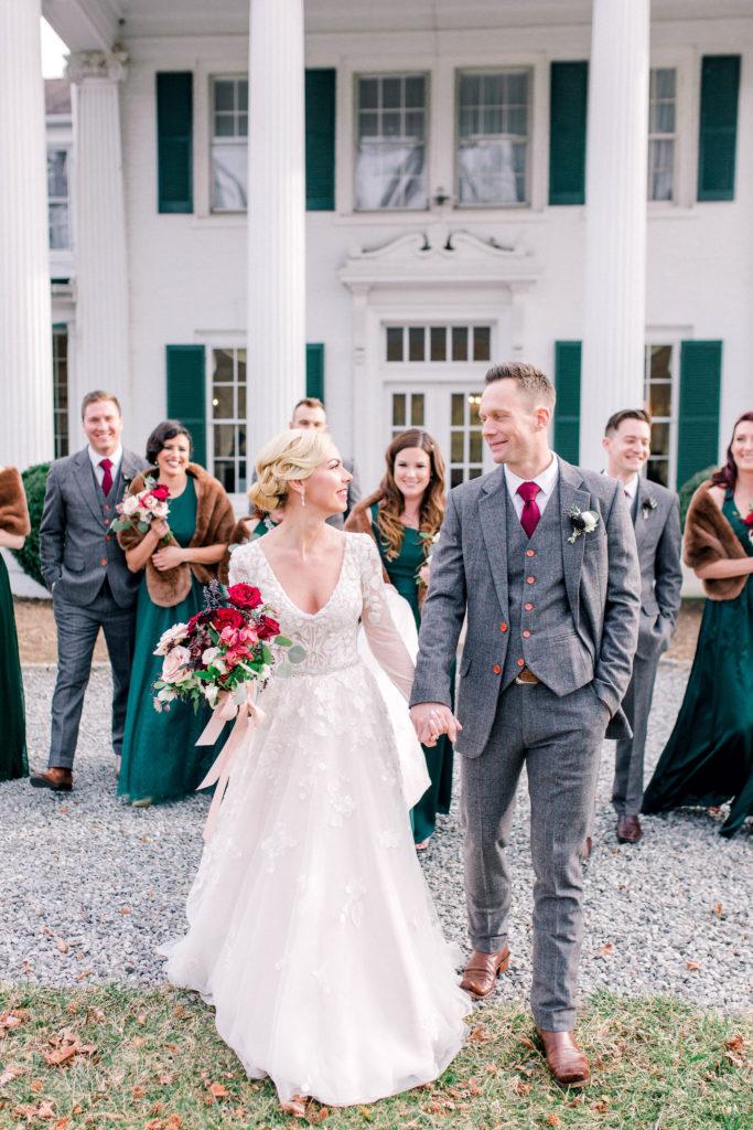 Whitehall Estate, Historic Whitehall Estate Wedding, Best Wedding Venues in Northern Virginia