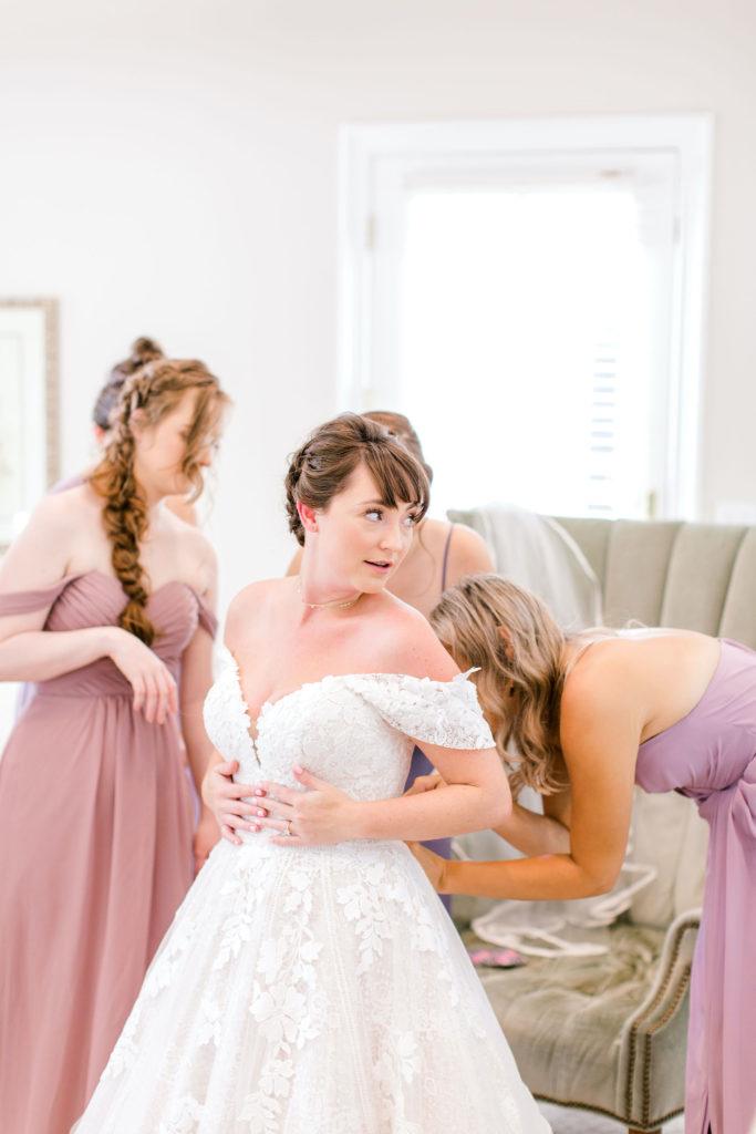 Walker's Overlook Wedding Photographer