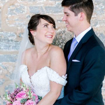 walker's overlook wedding