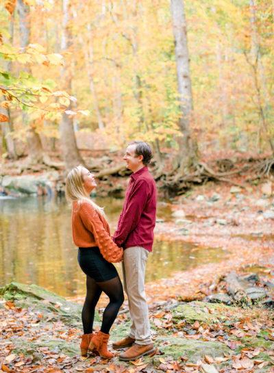 Scott's Run Nature Preserve Engagement | E&M