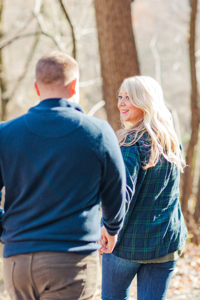 cute couple engagement photographer