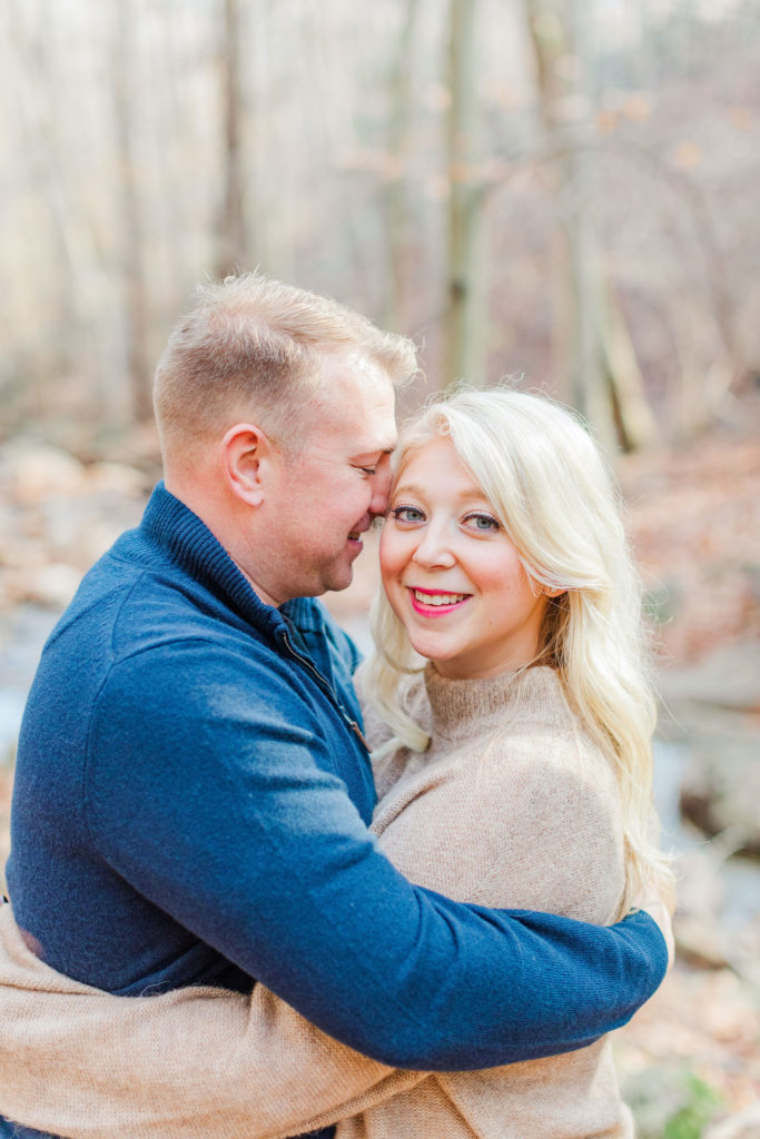 Engagement Photography Patapsco Valley State Park