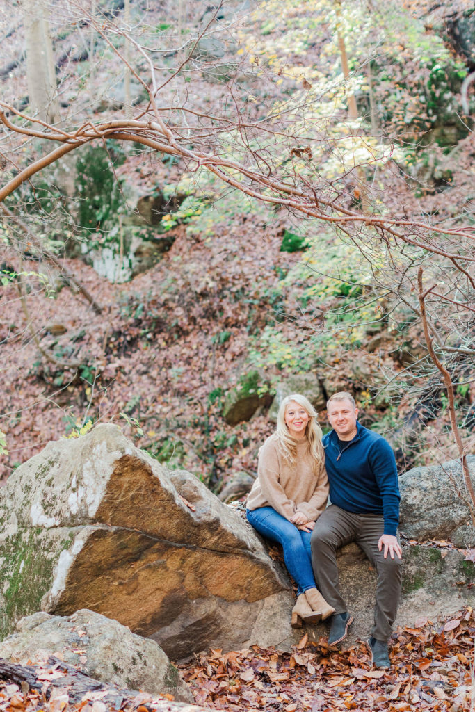 Patapsco Valley Engagement Photo Session