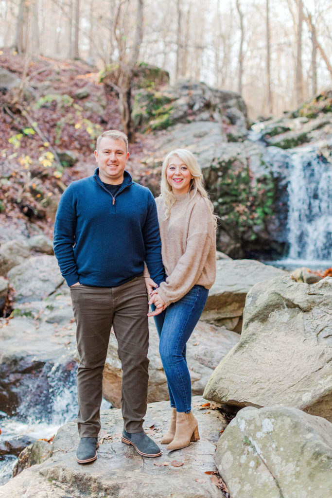 Engagement Photos at Patapsco Valley State Park