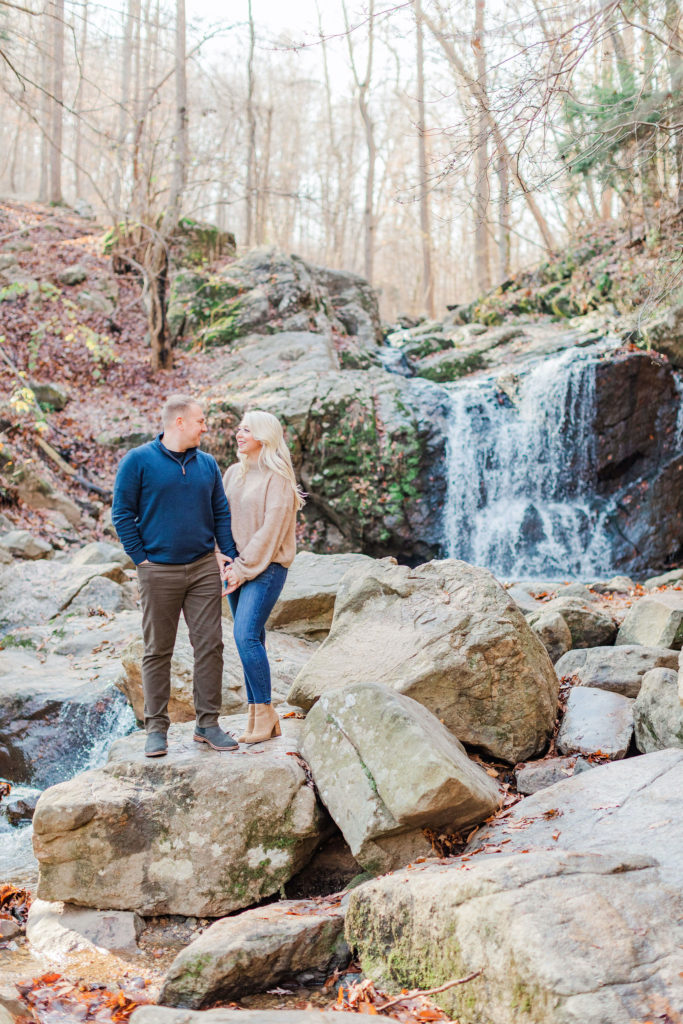 Patapsco Valley State Park Engagement